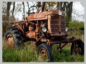 Проблема утилизации сельскохозяйственной техники