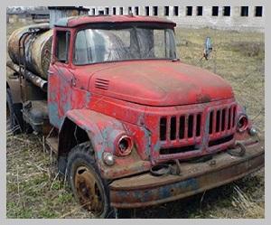 Утилизация грузового авто: российский рынок грузовых автомобилей