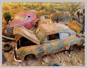 Списание автомобиля с учета для утилизации
