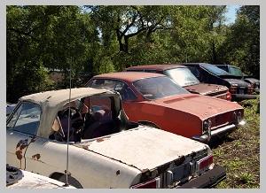 Утилизация аварийной машины