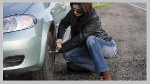 Инструкция по замене колеса в машине