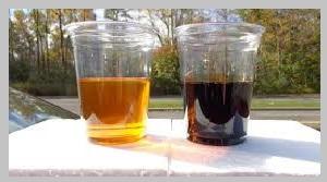 Что производят из отработанного моторного масла?