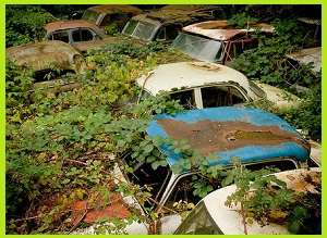 Списание и утилизация авто