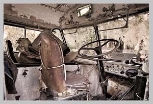 Утилизация автобусов в текущем году