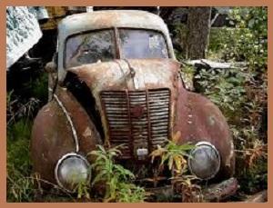 Сдача в утиль старой автотехники