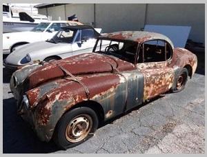 Списание старого авто