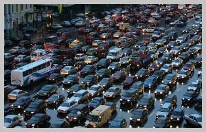 Количество автомобилей в РФ