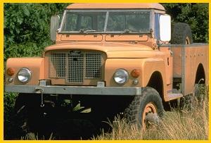Реализуемые по программе утилизации грузовые машины