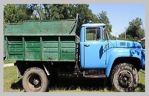 Утилизация грузовых авто
