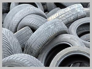 Зачем нужна утилизация автомобильных шин?