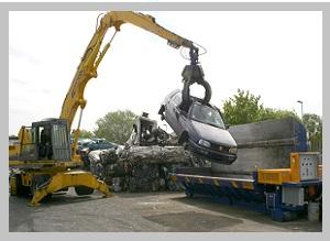 Утилизация авто в текущем году