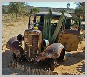 Как утилизировать старый автомобиль
