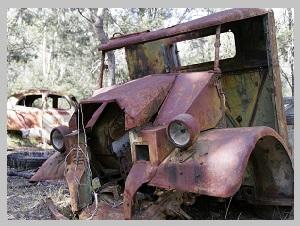 Сдача в утиль грузового автотранспорта